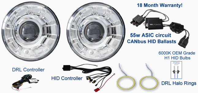 55 watt HID kit version 2