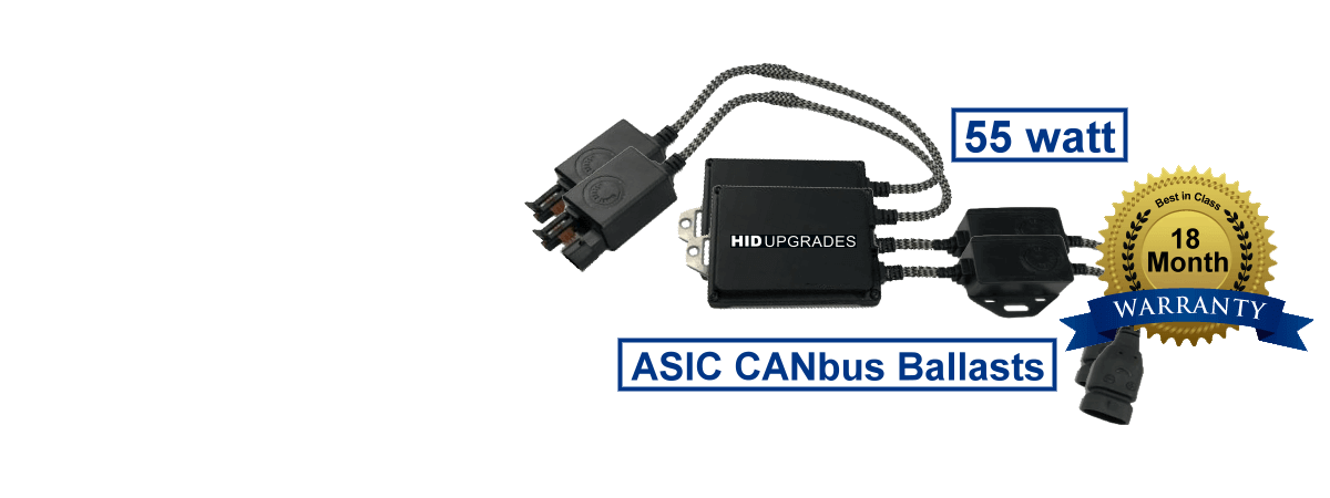 55w asic canbus ballasts version 2